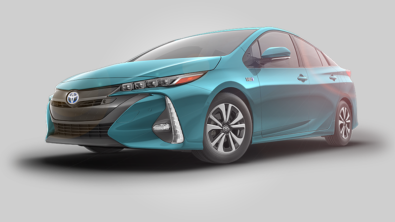 Toyota Prius Prime - A Glammed Up Version of the Popular Vehicle