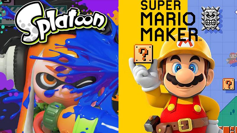 Wii U - Super Mario Maker and Splatoon Gets Upgrades