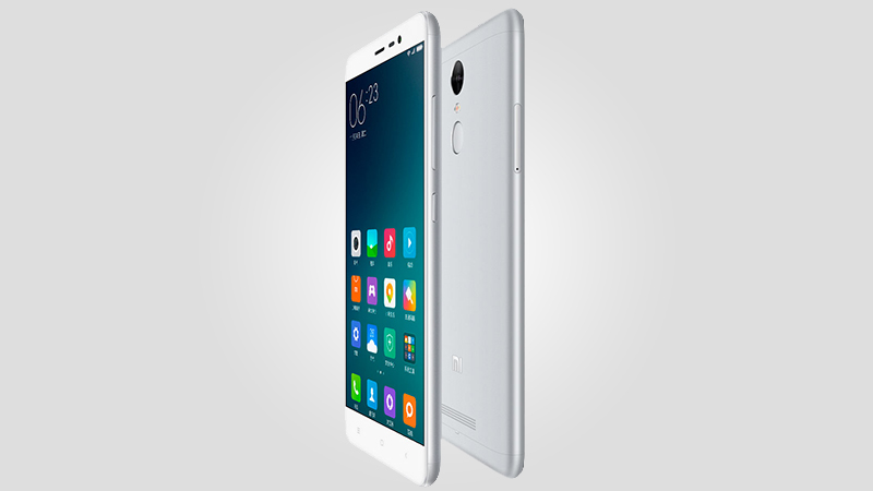 Xiaomi Redmi Note 3 - Quick Look