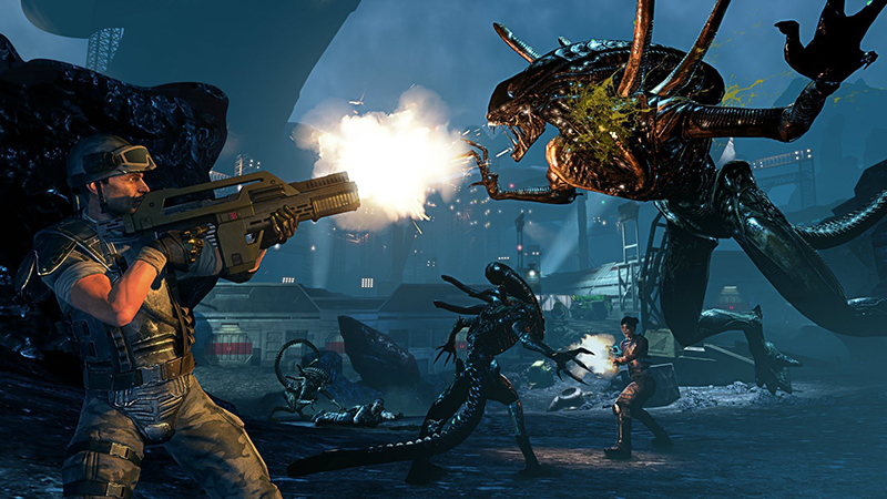 Aliens: Colonial Marines - Mod Makes the Game Fun to Play