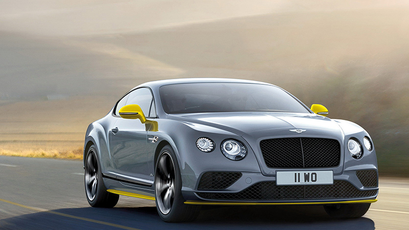 Bentley - Introducing the Continental GT Speed Black Edition