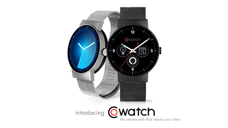 CoWatch - Alexa Powered Smartwatch Could be the Wearable Tech You're Looking For