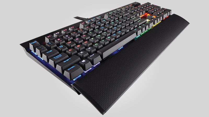 Corsair K70 RGB Rapidfire - Now With New Cherry MX Switches