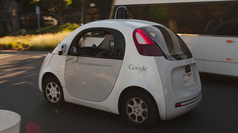 Driverless Cars - The Race for an Automated Future