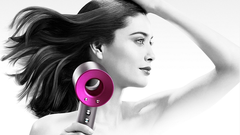 Dyson Supersonic – New Invention Aims to Blow Away the Competition, and Bad Hair Days