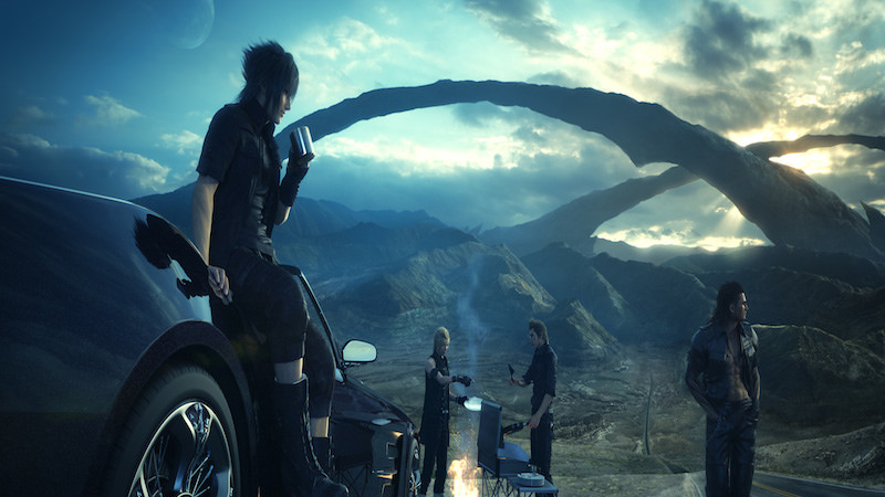 Final Fantasy XV - The Release Date and Other Things to Know About