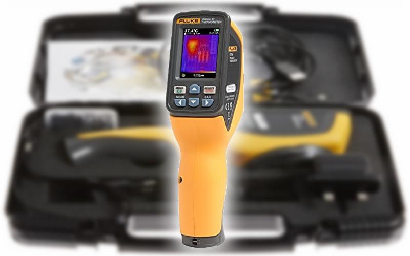 Fluke FLK-VT04 Visual Infrared Thermometer Reviews