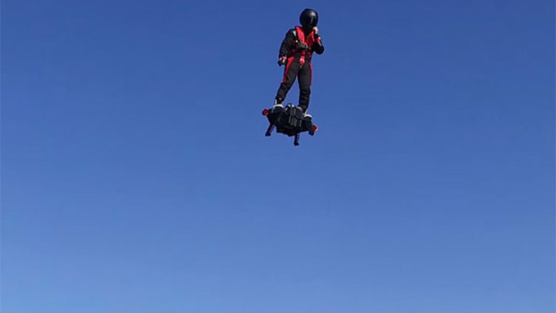 FlyBoard Air - The Hoverboard That You've Been Waiting for