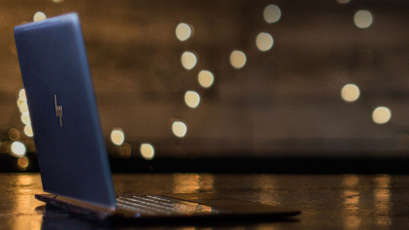 HP Spectre 13 - World's Thinnest Notebook to be Available This Year
