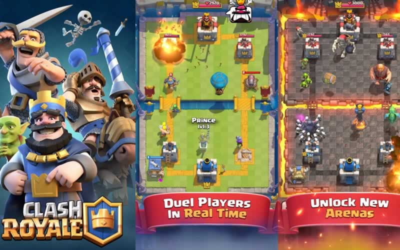 How To Play Clash Royale APK on Laptop Computer or Windows Tablet