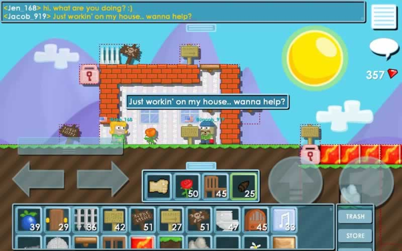 How To Play Growtopia APK on Laptop Computer or Windows Tablet