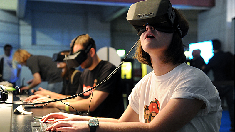 Oculus Rift - Update Now Lets Users Install Games Into a Separate Drive