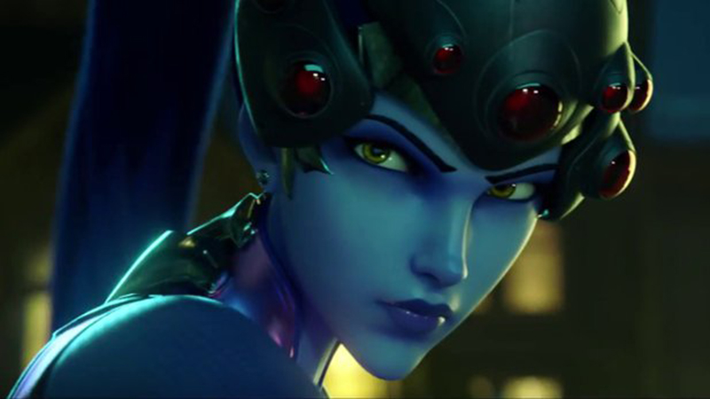 """Overwatch - """"Alive"""" Animated Short Released"""