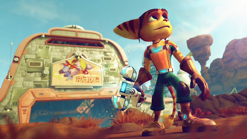 Ratchet & Clank - A Great Game Turned Full CGI Movie