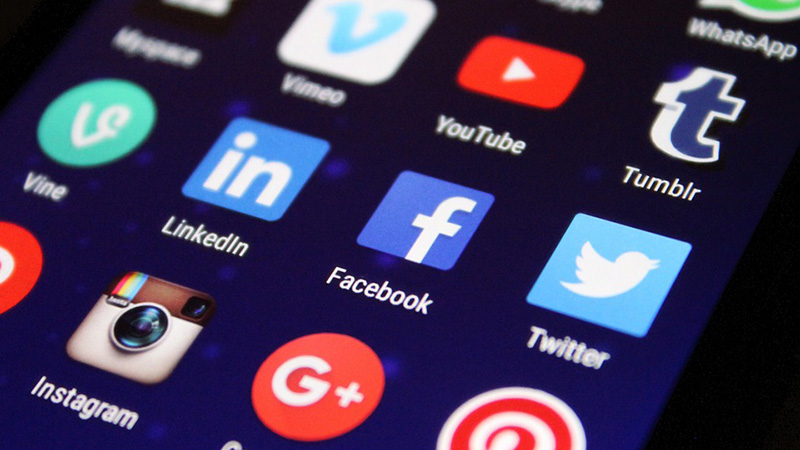 Social Media - Take a Look at How Many People are on Facebook, Twitter, Instagram, and Other Social Media Platforms