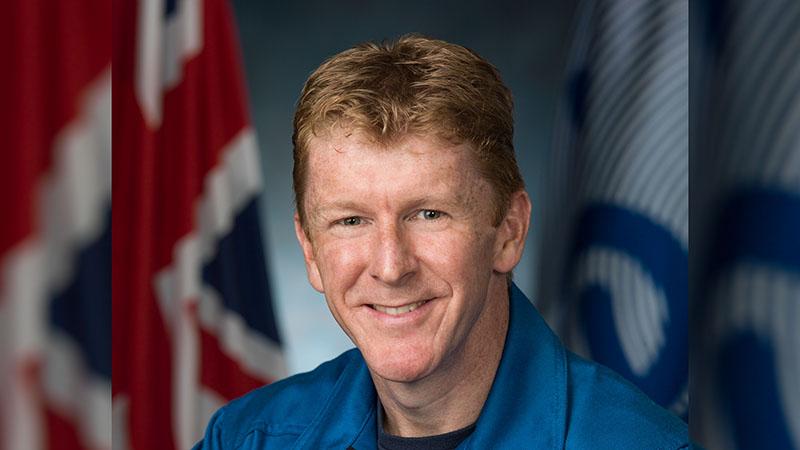 Tim Peake - Finishes Marathon... In Space
