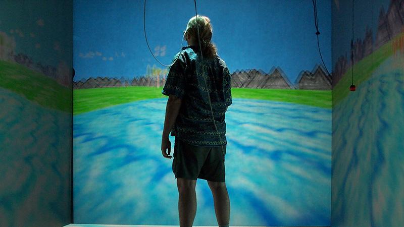 Virtual Reality - A Look Back at its History