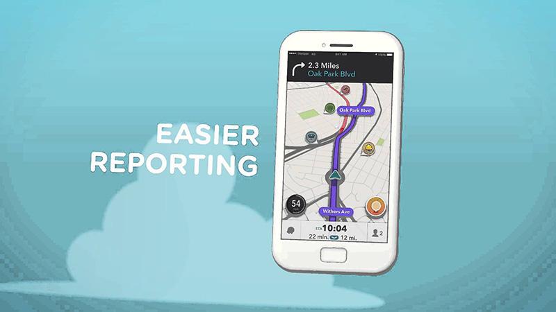 Waze 4.0 - The New Face of the Popular Navigation App