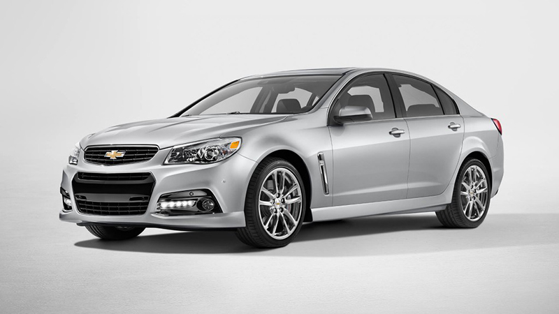 2015 Chevrolet SS Manual Review - A Modern Muscle Car Dressed as a Sports Sedan