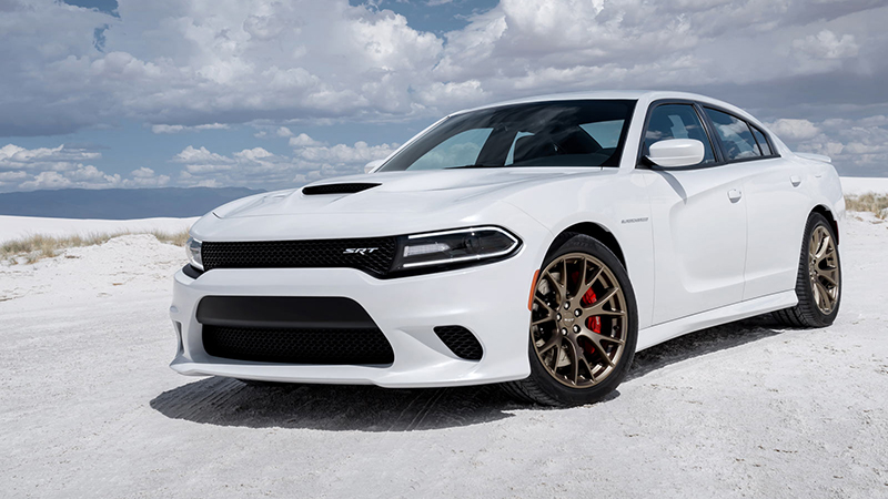 2015 Dodge Charger SRT Hellcat Review - The World's Most Powerful Production Sedan