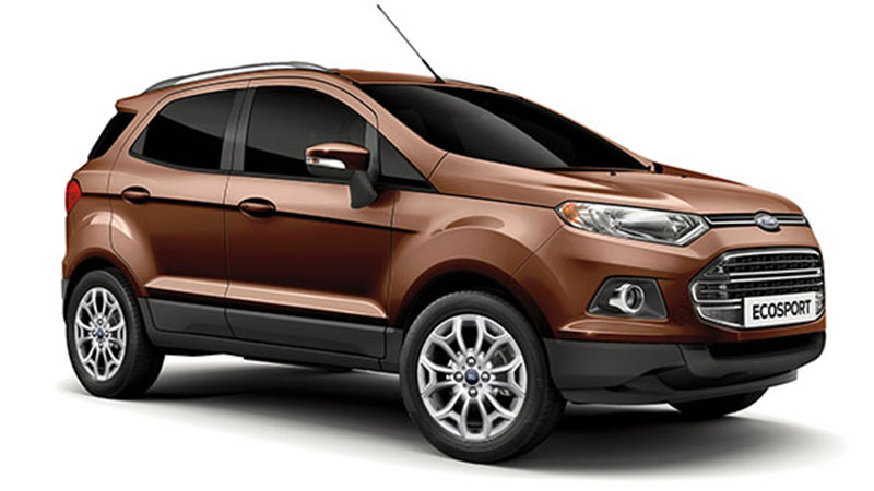 2015 Ford Ecosport Titanium Review - Performs Like a Hatchback But With Space Constraints