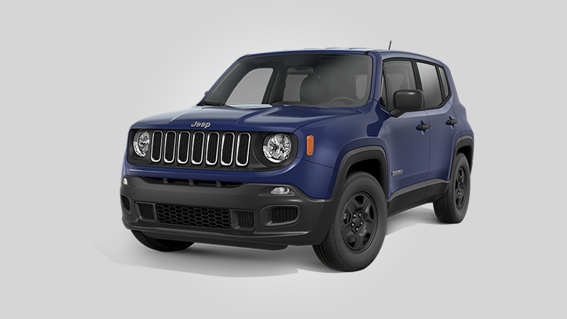 2015 Jeep Renegade Trailhawk Review - Matching its Bigger Brothers in Off-Road Capability