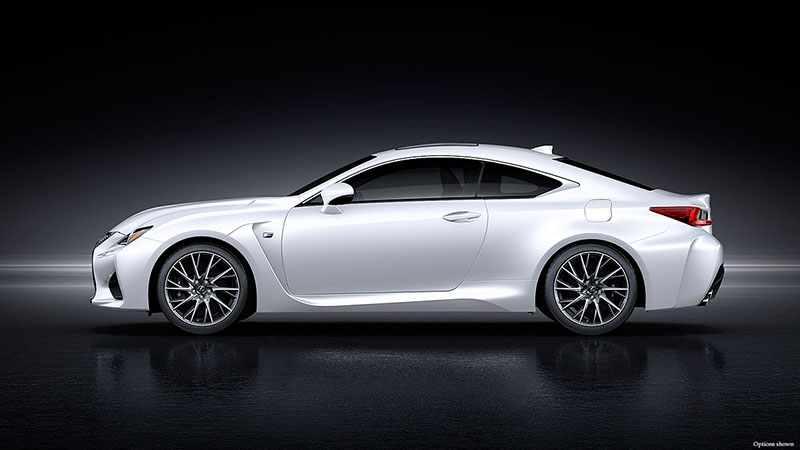 2015 Lexus RC F Review - Three is Better Than One