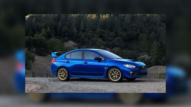 2015 Subaru WRX STI Review - Growing up to be a Finer Performance Sedan