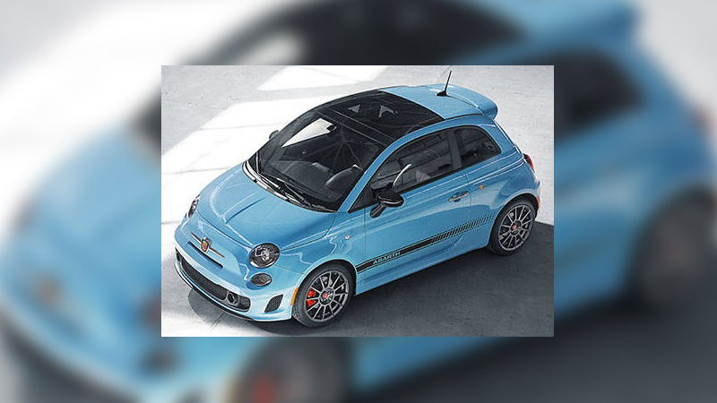 2016 Fiat 500CAbarth AT Cabriolet Review - The AT Variant of the Feisty Italian Mini Car