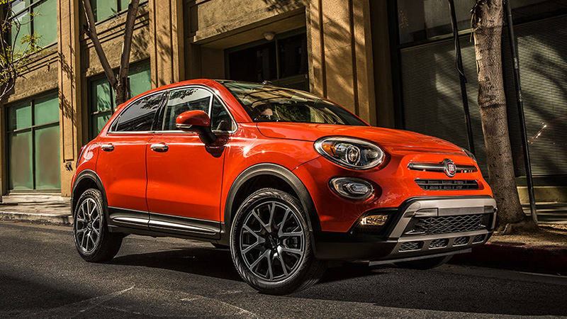 2016 Fiat 500X 1.4 Manual Review - Taking the Base Model Through the Wringer