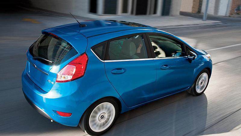 2016 Ford Fiesta Hatchback Review - Size Doesn't Matter for This Refresh
