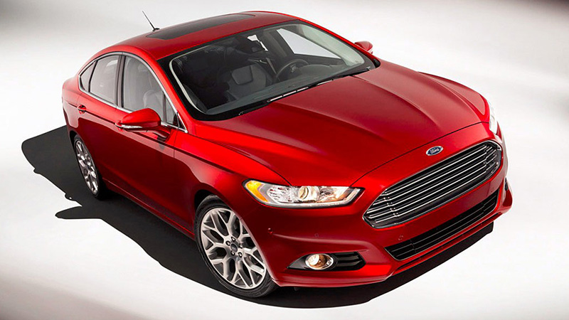 2016 Ford Fusion Sedan Review - A Solid Performing Mid-Sized Sedan With Dazzling Looks