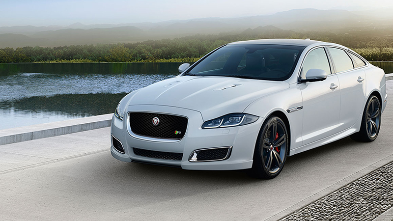 2016 Jaguar XJR Review - Setting to Compete Against AMG, M, and Quattro