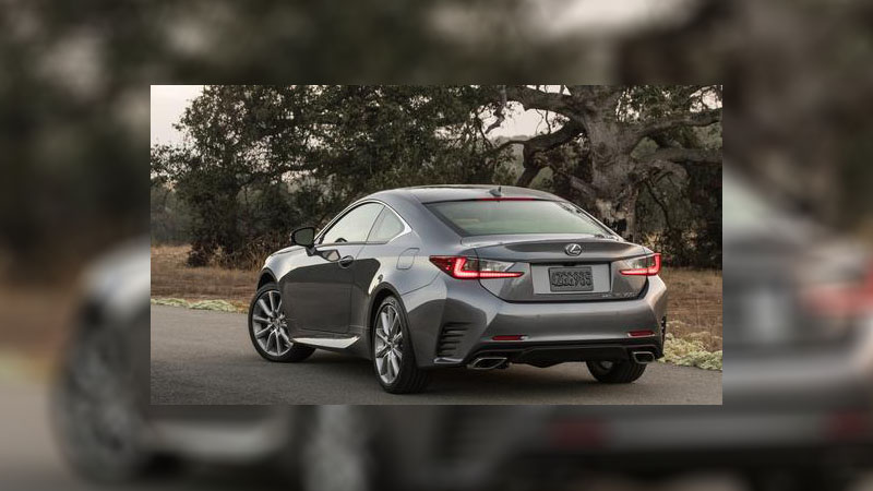2016 Lexus RC200t F Sport Review - The Mildest Member of a Radical Coupe Family