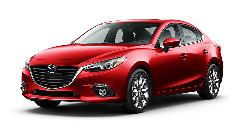 2016 Mazda 3 Sedan Review - A Prime Example of an Extremely Fast DNA