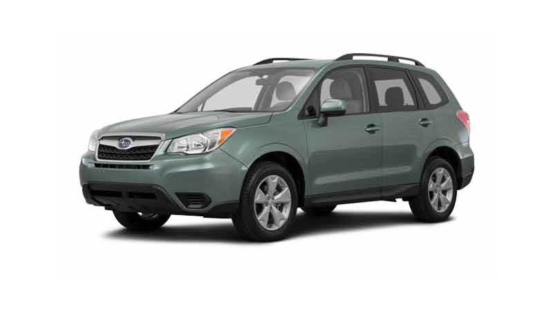 2016 Subaru Forester Review - Old but Gold