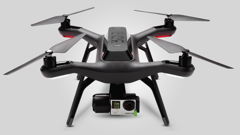 3DR Solo Drone Review - Smarter, More Advanced, and More Capable Than Many Other Traditional Quadcopters