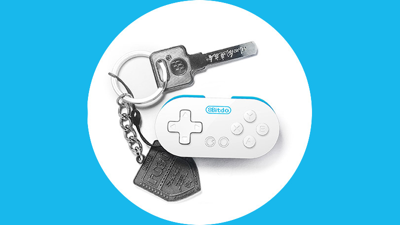 8Bitdo Zero Review - The World's Smallest Bluetooth Gaming Controller