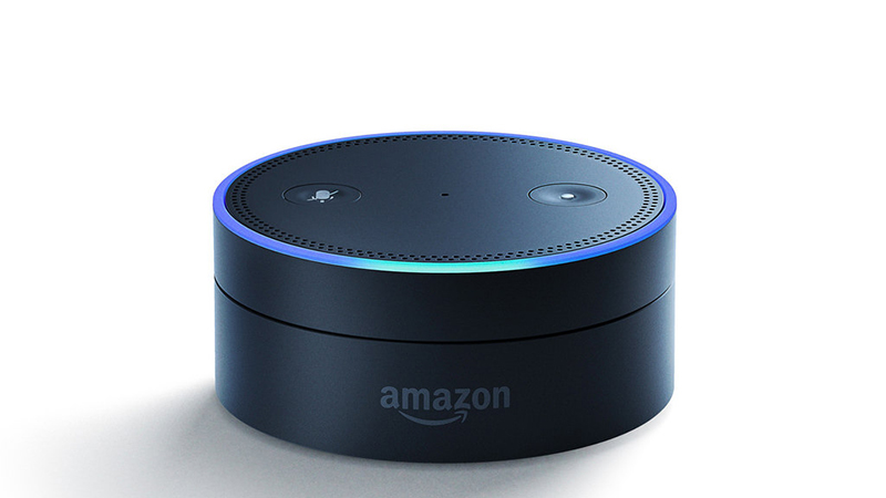 Amazon Echo Dot - Turn it Into Your Ultimate Nightstand Accessory