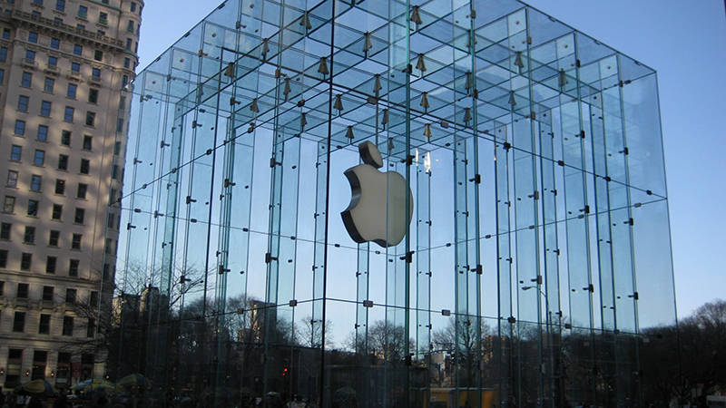 Apple Store - Tech Giant Has a Makeover. Now Building Towns Inside Locations.
