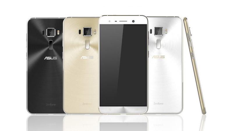 Asus - Introduces the Zenfone 3, Zenfone 3 Deluxe, and Zenfone 3 Ultra