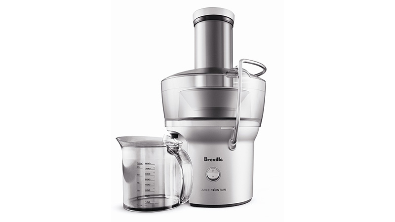 Breville JE200XL Compact Juice Fountain Review - Makes up for its Luxurious Price Tag With its Smart Design and Easy-to-Clean Feature