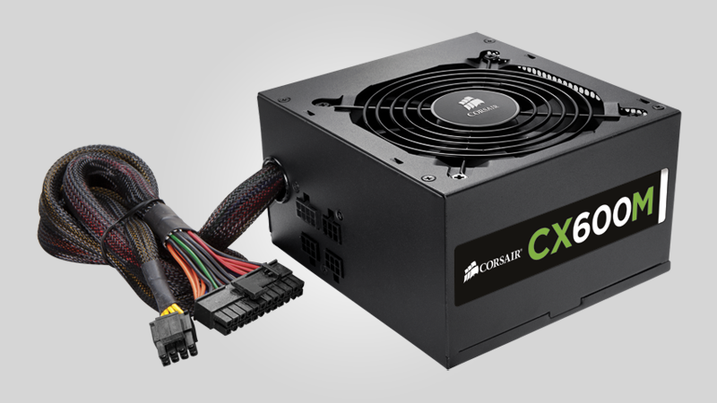 Corsair CX600M PSU Review - A Product With Affordability and Quality in its Name