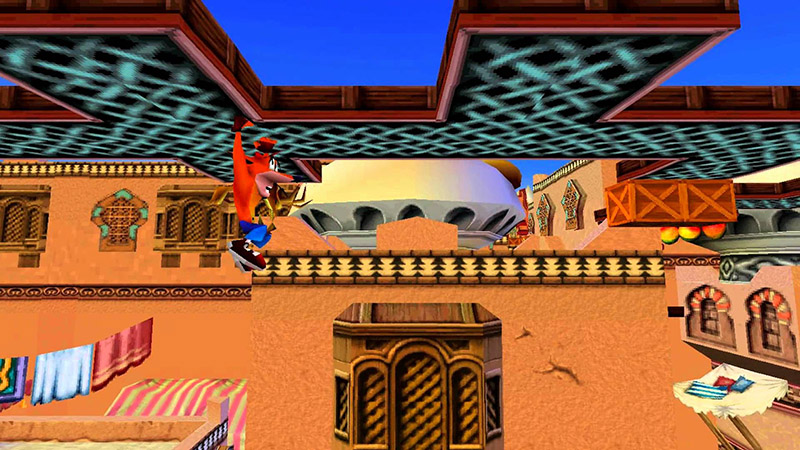Crash Bandicoot - Gaming Moments That Only Players Who Have Tried Out the PlayStation Classic Would Understand