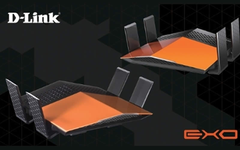 D-Link Announces Availability Of First Router In EXO Collection