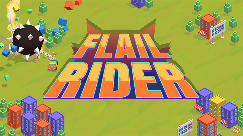 Flail Rider Review - When Physics Game Meets Driving