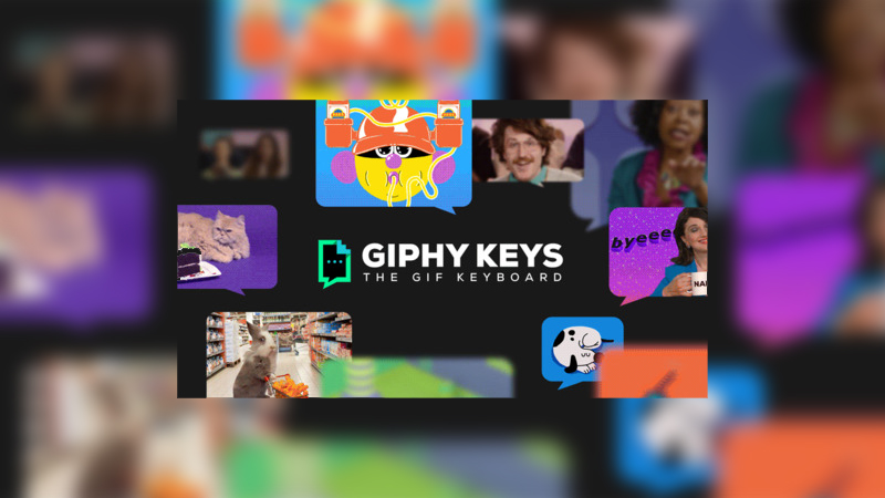 Giphy Keys - Aims to Become Your Default iOS Keboard for GIF Lovers