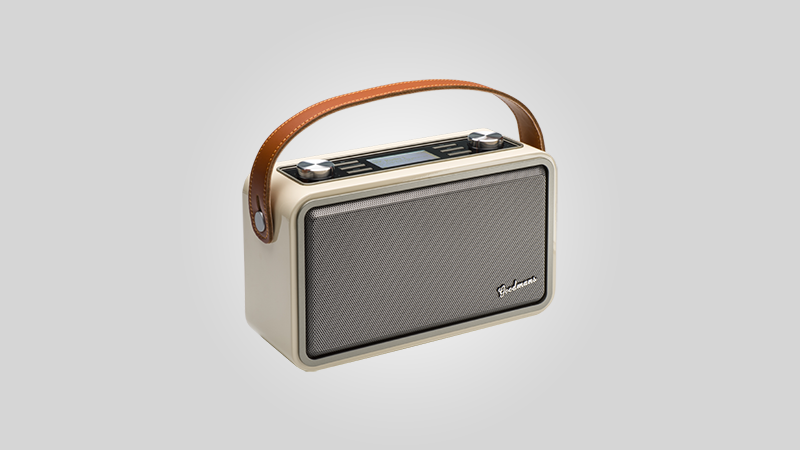 Goodmans Heritage Portable Review - Great Retro Design But Suffers From Bass Distortion