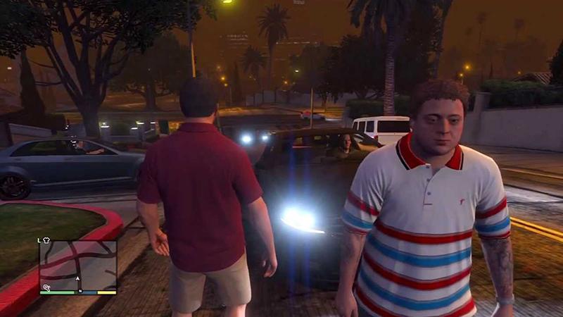 Grand Theft Auto – Hacker Makes Google Driverless Car Run Amok In-Game