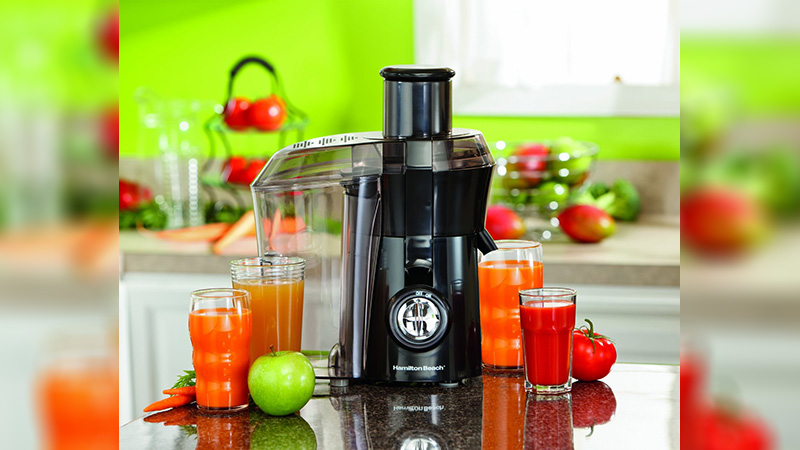 Hamilton Beach 67601A Juice Extractor Review - The Price is Nice for a Lot of Juice